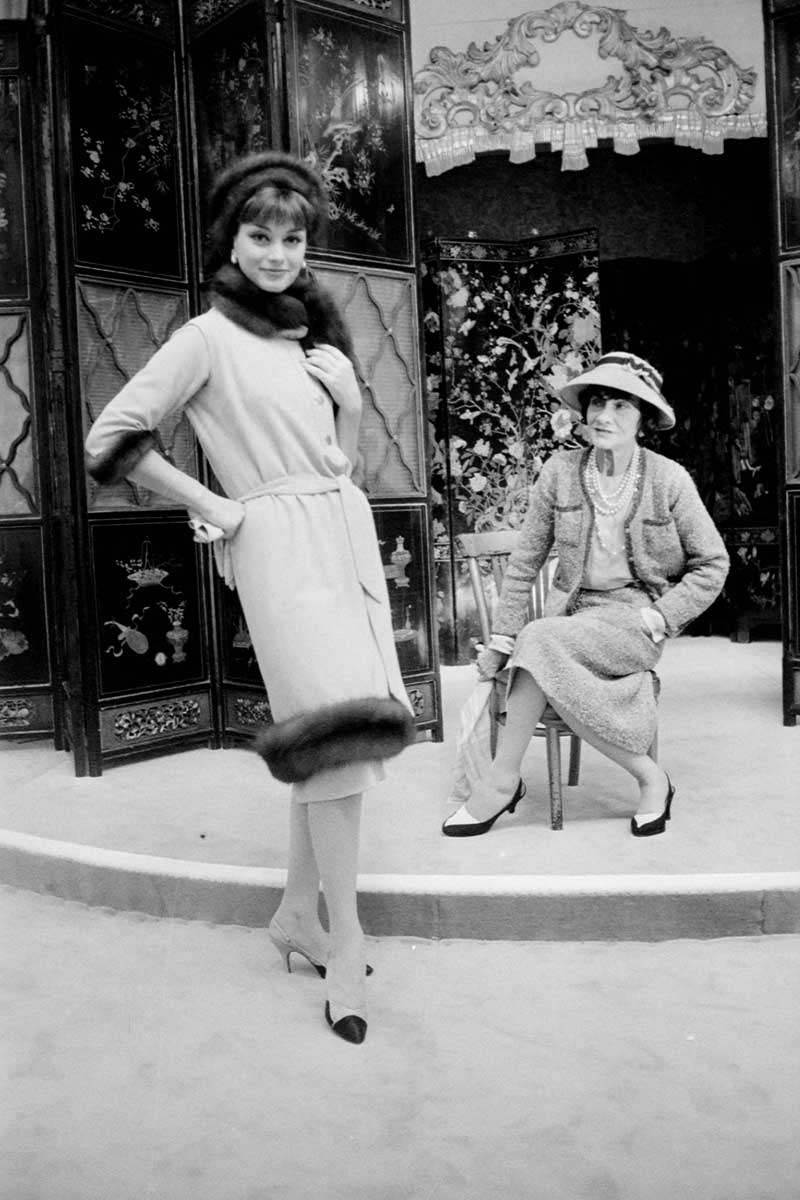 Coco Chanel Pictures - Historic Pictures of Coco Chanel