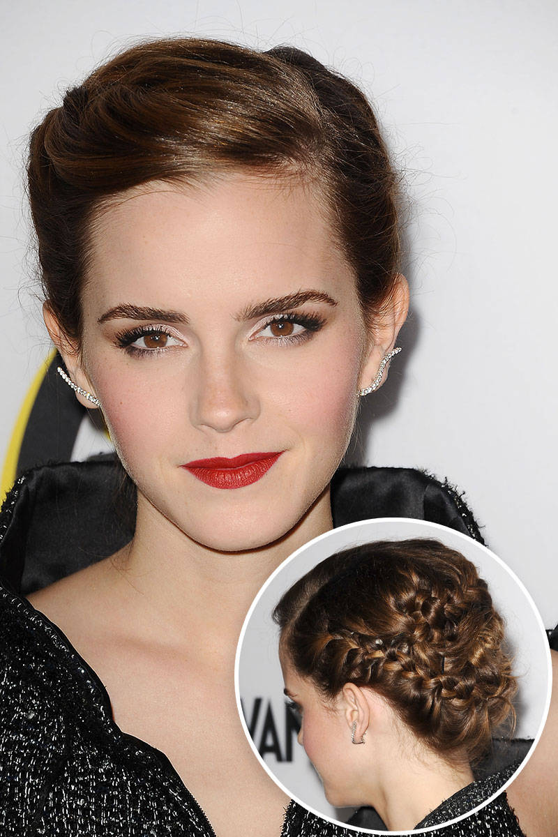Swell 15 Wedding Braids We Love Best Celebrity Inspired Bridal Braided Hairstyles For Women Draintrainus