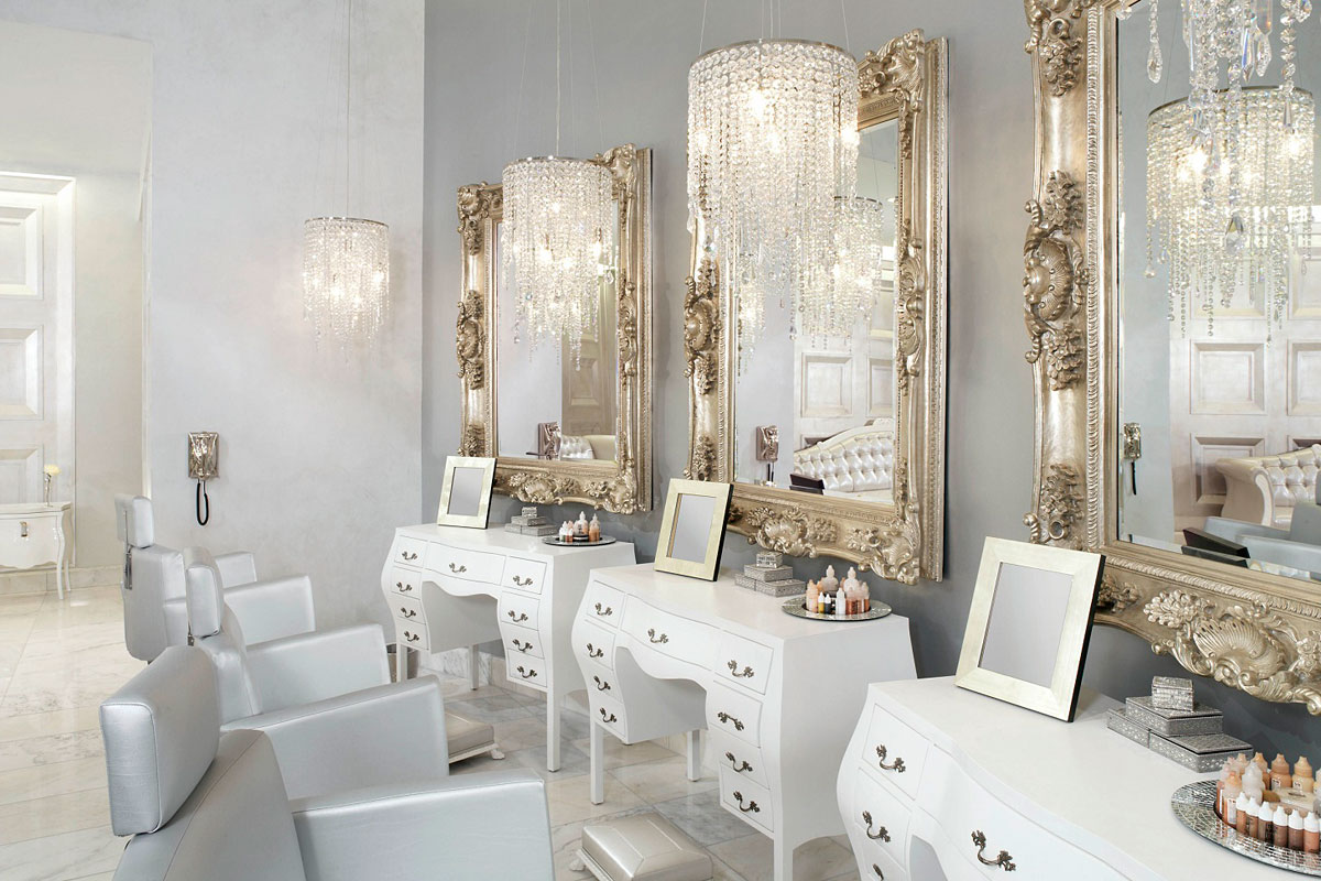 The 100 best salons in the country best hair salons in for Salon de design