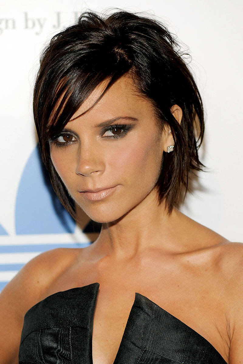 Miraculous 29 Trendy Layered Hairstyles Our Favorite Celebrity Layered Haircuts Short Hairstyles Gunalazisus