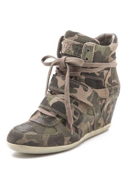 Ash Bea Wedge Sneakers, $250; shopbop.com