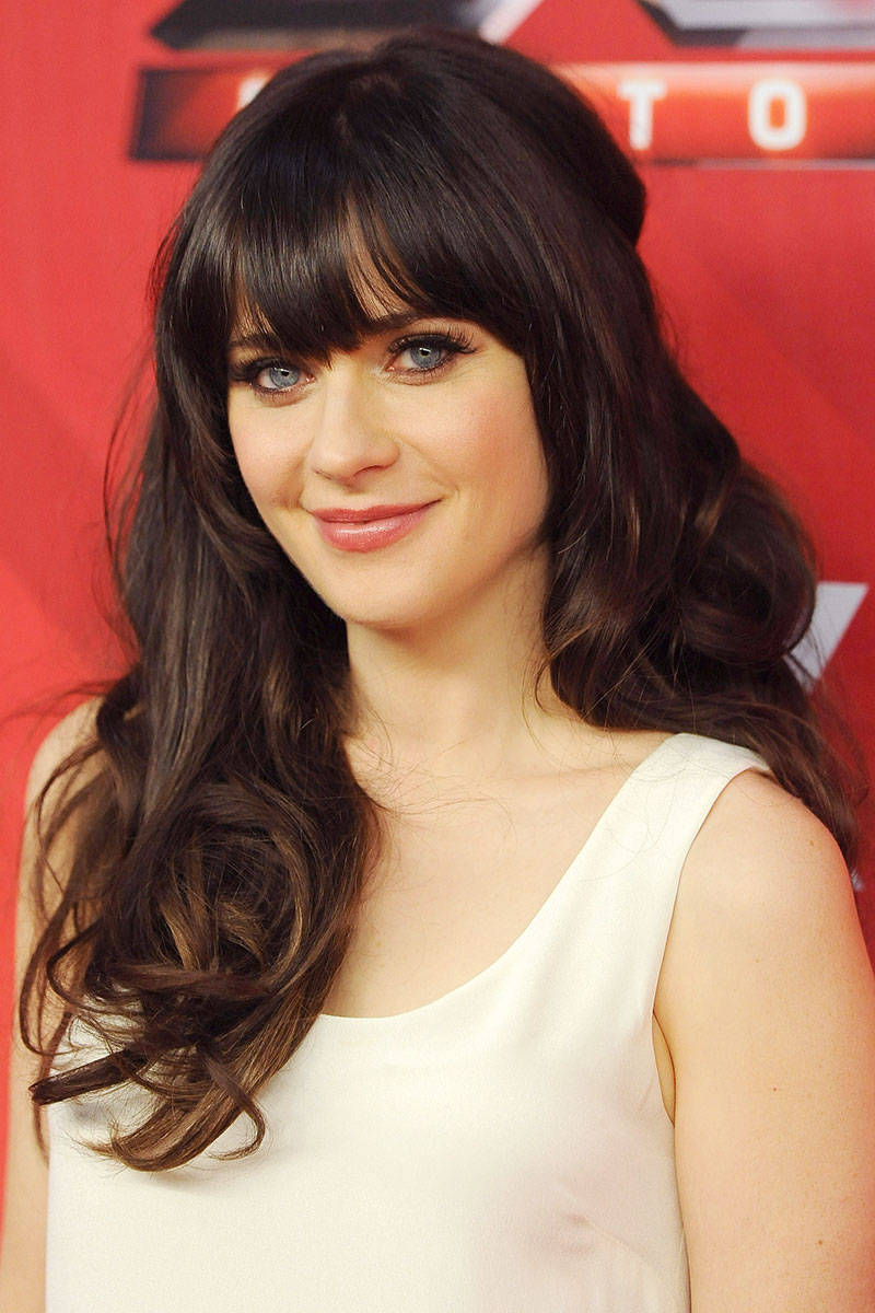 Swell 27 Best Celebrity Bangs Through The Years Iconic Hairstyles With Hairstyles For Women Draintrainus