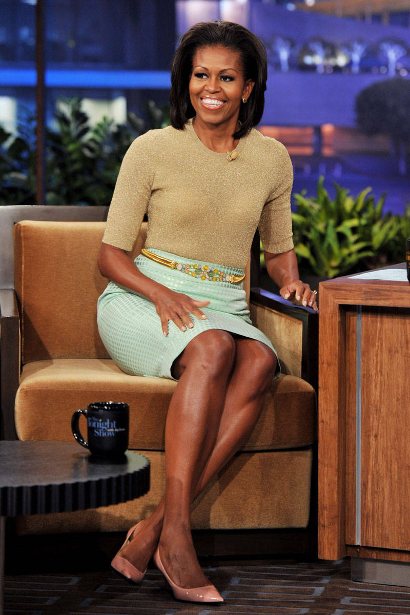 Poids et mensurations de Michelle Obama