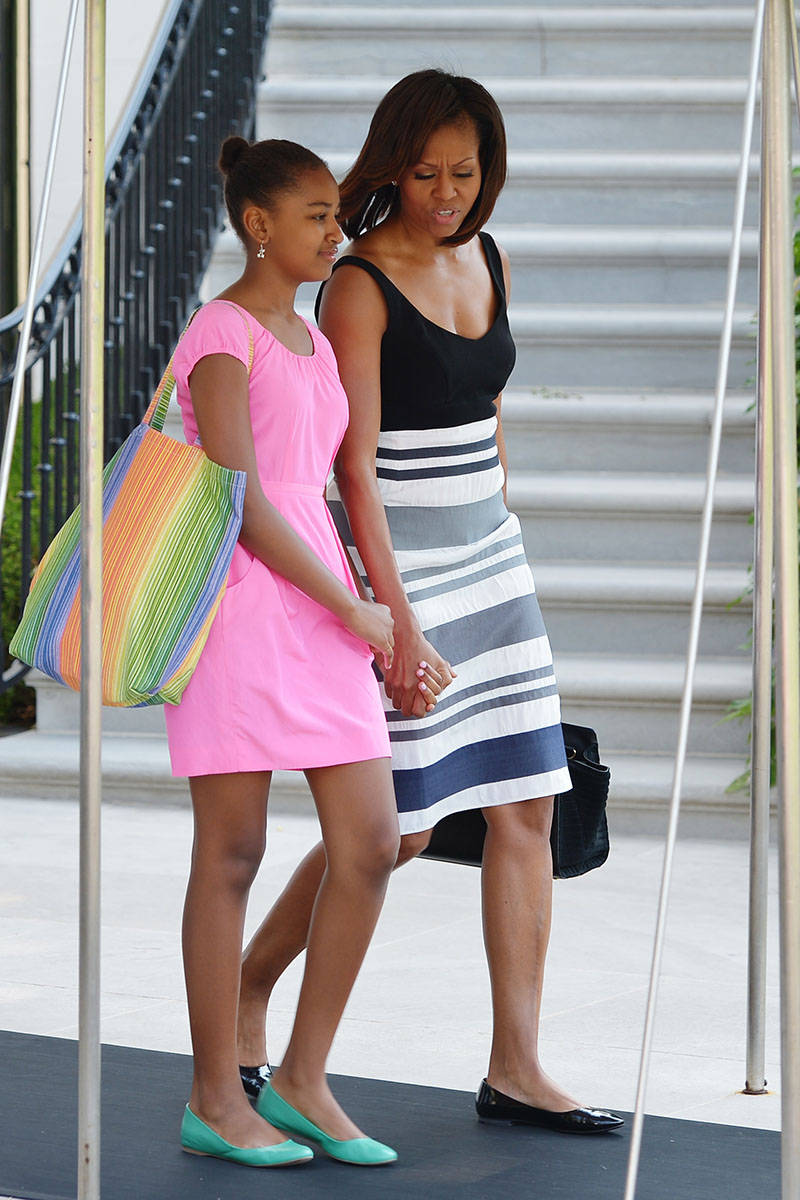 Sasha and Malia Obama's Best Fashion Looks - Style 82