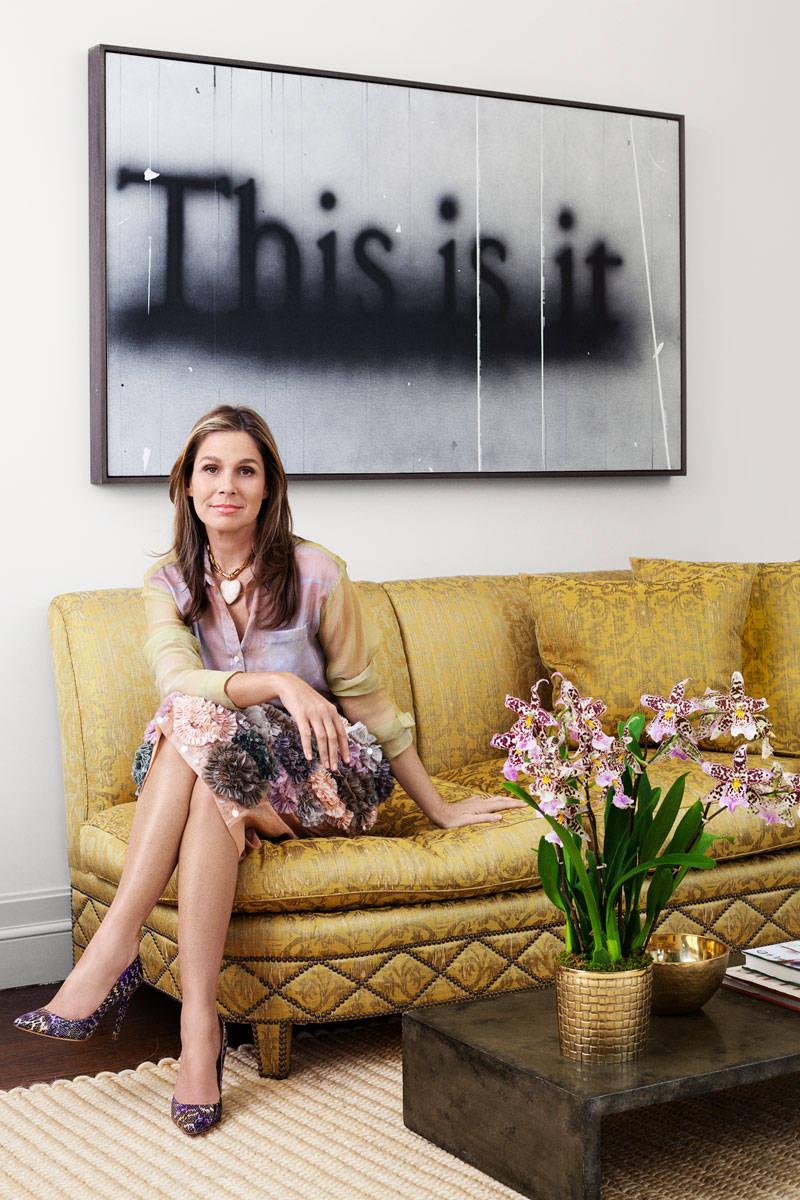 aerin lauder nyc apartment aerin lauder interior design. Black Bedroom Furniture Sets. Home Design Ideas