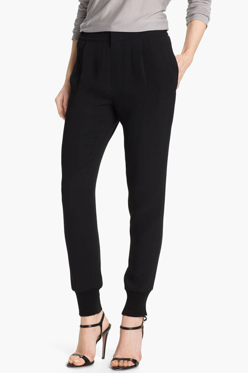 Casual Comfort: Sweatpants for Women. Thankfully, the days of bland, one-style-fits-all women's sweatpants are long gone. Choose from long sweatpants, capris, tapered cuts or traditional sweats.