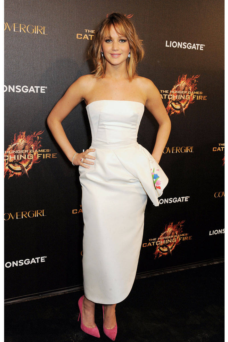 Jennifer lawrence dressesother dressesdressesss jennifer lawrence dresses voltagebd Image collections