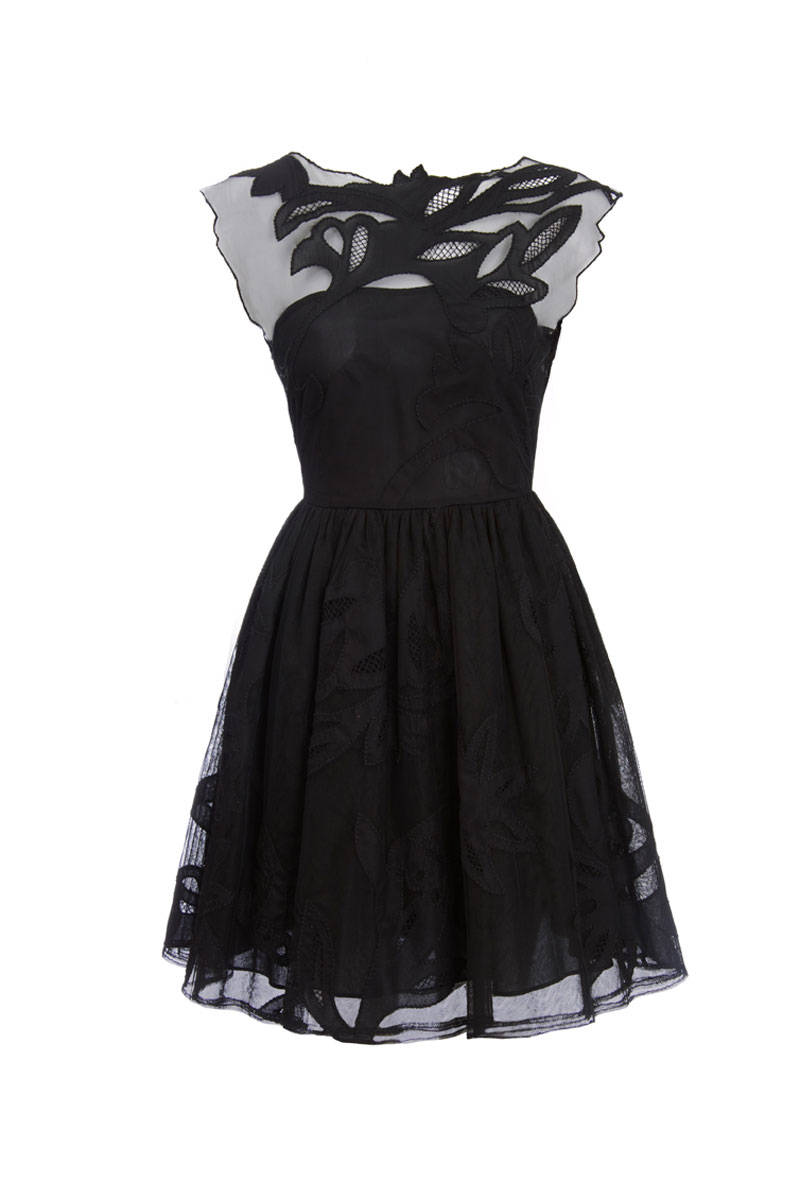 Little Black Dresses - Designer Black Dresses