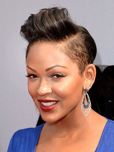 Terrific Celebrity Undercut Hairstyles Celebrities With Half Shaved Heads Short Hairstyles For Black Women Fulllsitofus