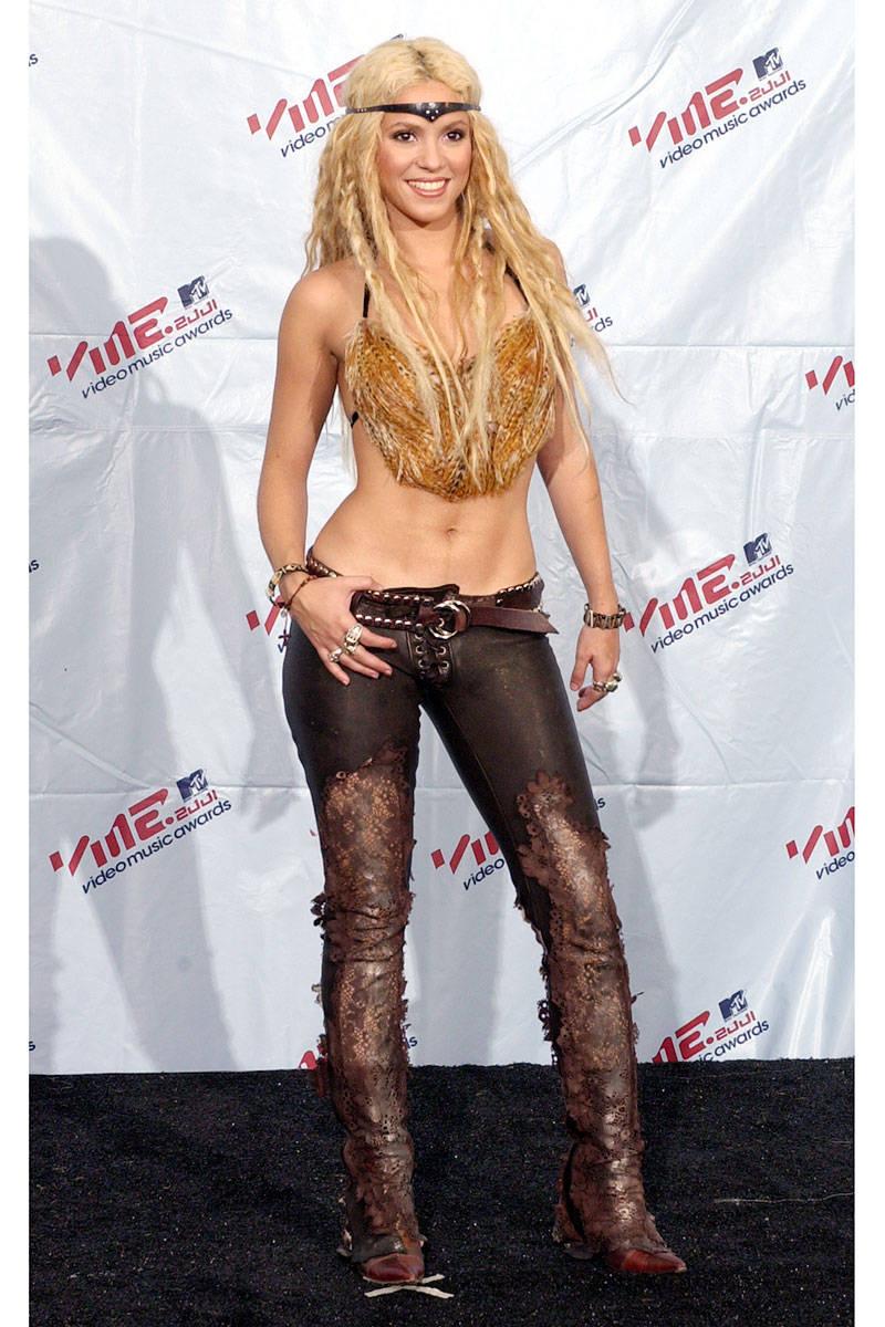 Shakira's Style - Fashion Pictures of Shakira
