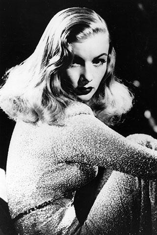 Veronica Lake Beauty Look Old Hollywood Beauty Tutorials