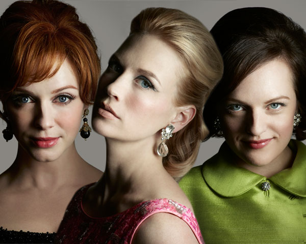 Fine Beauty Chat Mad Men39S Makeup Artist Lana Horochowski On How To Short Hairstyles Gunalazisus