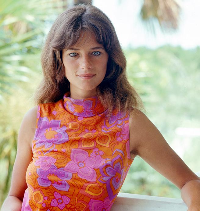 charlotte rampling 45 years