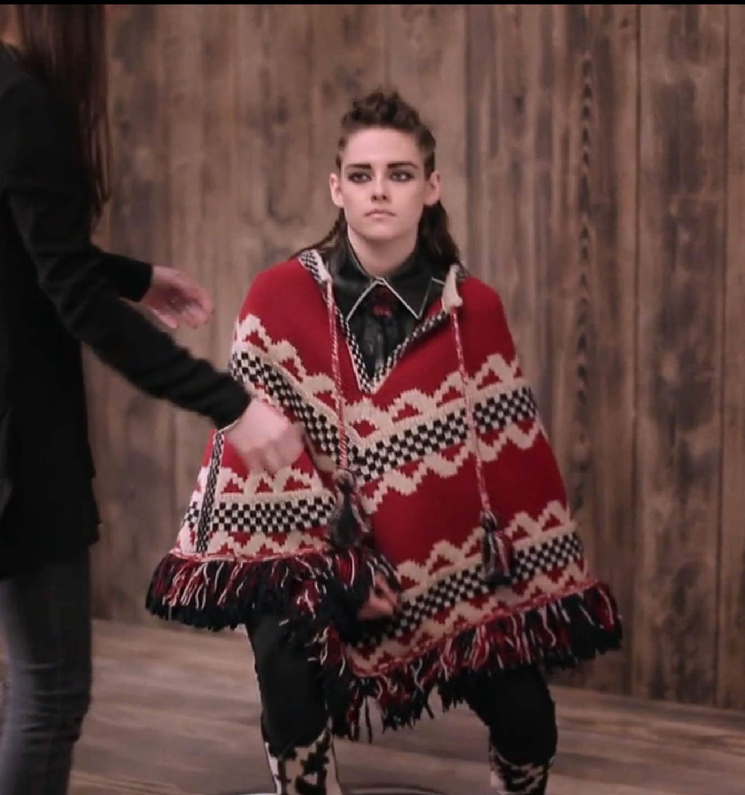 The Fashion Beauty Complex: Drake Chanel Poncho