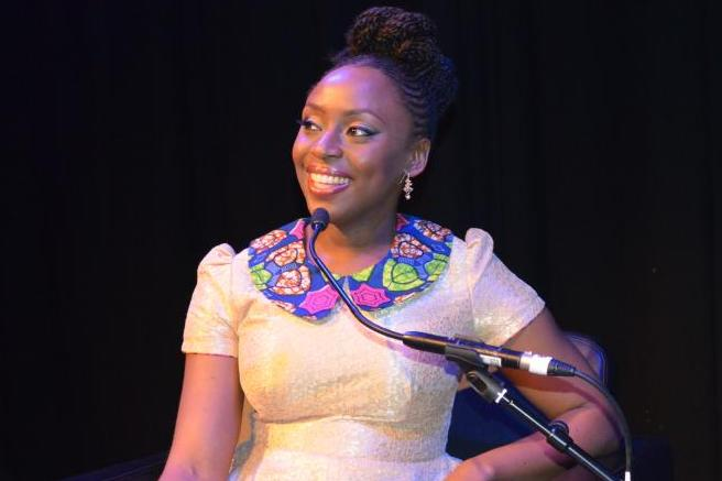 chimamanda adichie speech Chimamanda ngozi adichie is the rare contemporary novelist to have earned celebrity status as a result of both her art and her politics, to the diminishment of neither her award-winning, best.
