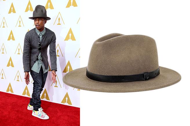 Pharrell Hat Style 5 Pharrell-style Hats For