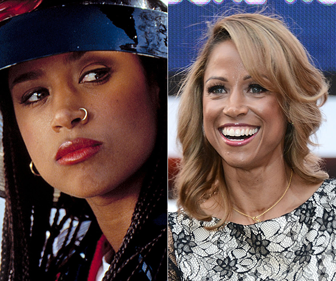 stacey dash is a vampire 39 clueless 39 stacey dash looks. Black Bedroom Furniture Sets. Home Design Ideas