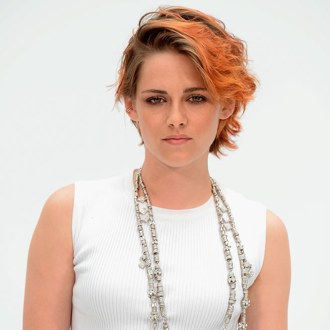Sensational Kristen Stewart39S New Short Hairstyle Kristen Stewart Gets A Short Hairstyles For Black Women Fulllsitofus