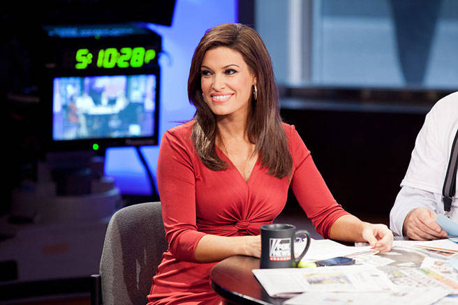 Kimberly Guilfoyle Hair A Wig | galleryhip.com - The
