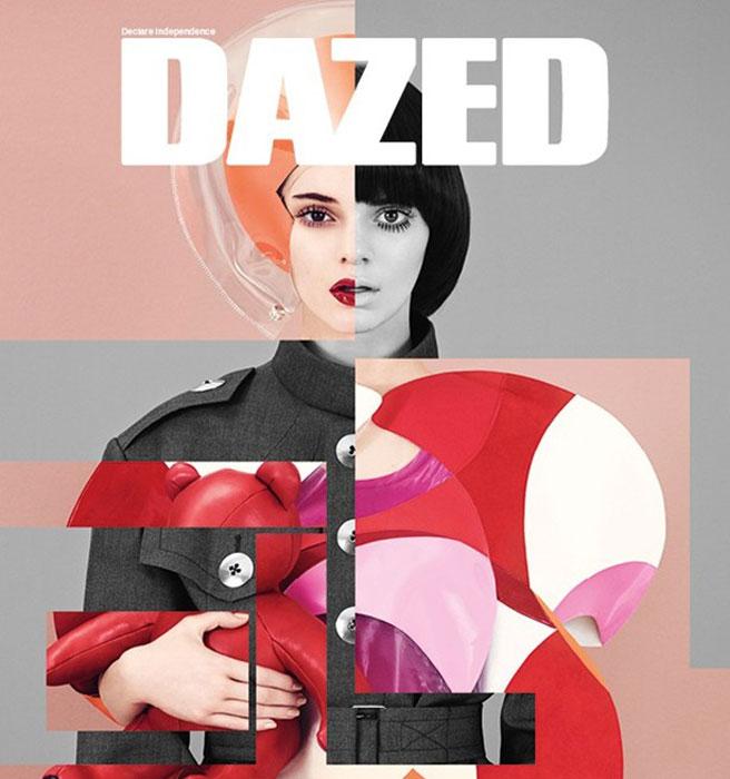 Celebrities  - Magazine cover