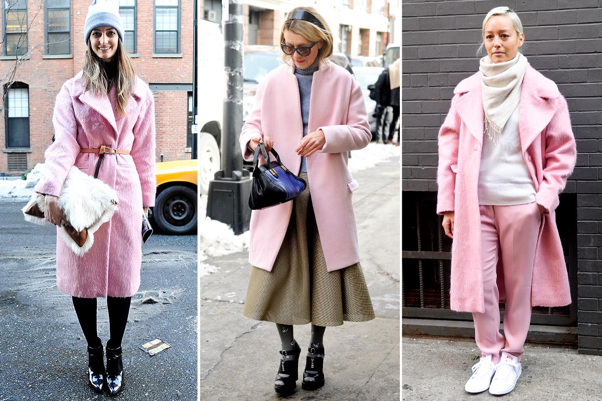 Pink Coats - Best Pink Blazers Coats Jackets