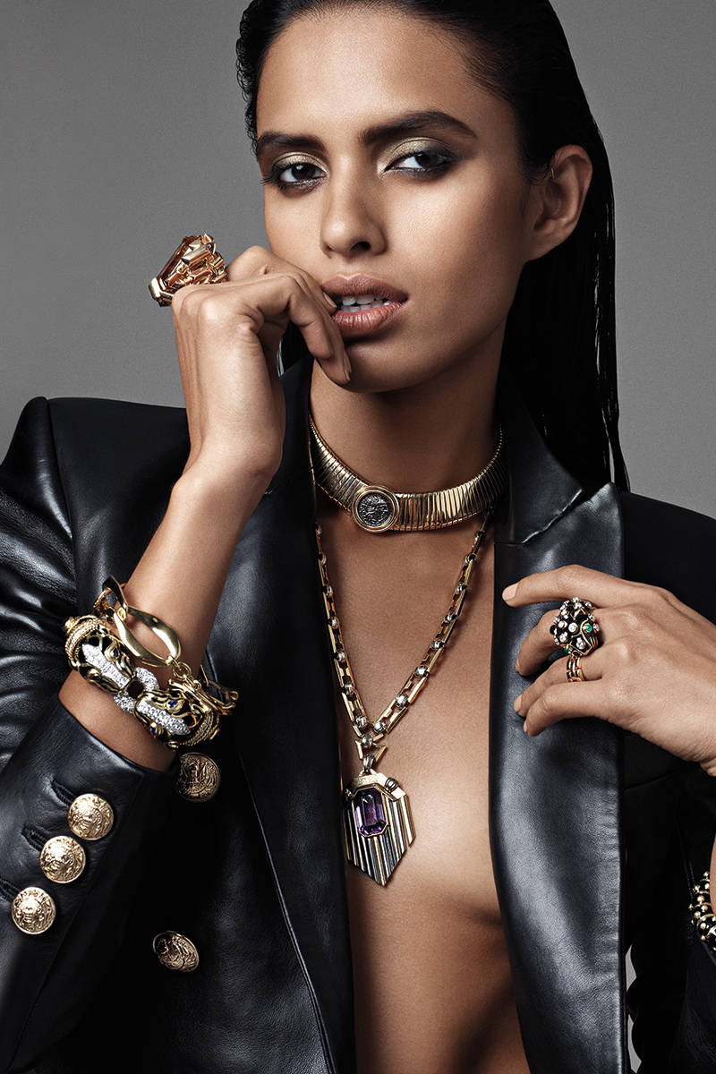 Bold Jewelry Statement Necklaces Cuffs Rings