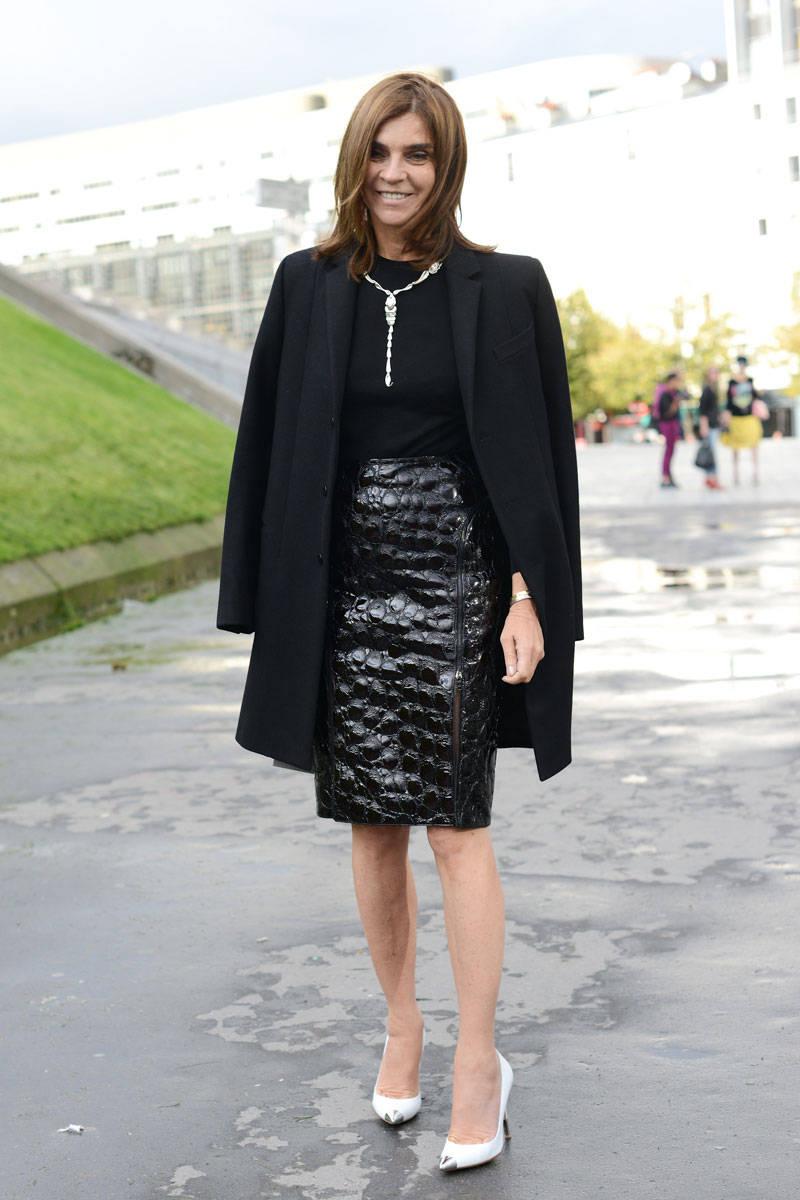 French Street Fashion Women The Image