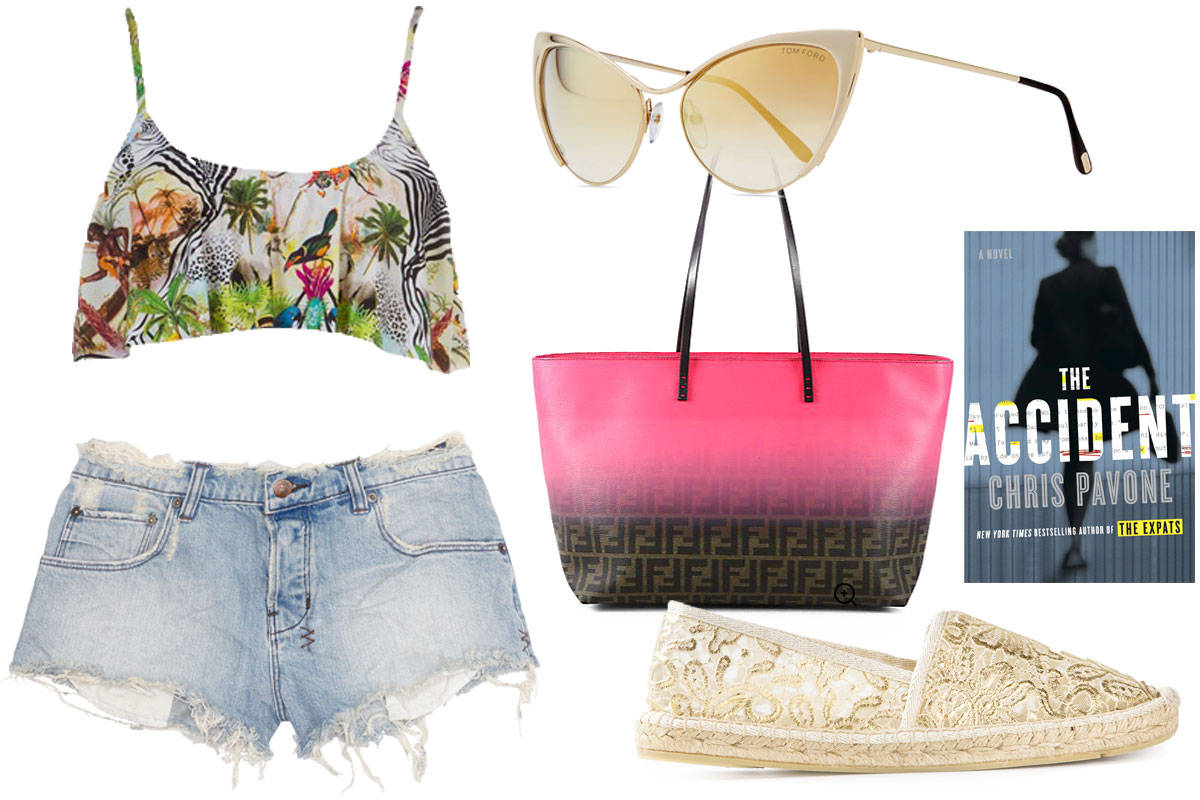 What To Wear At The Beach This Summer