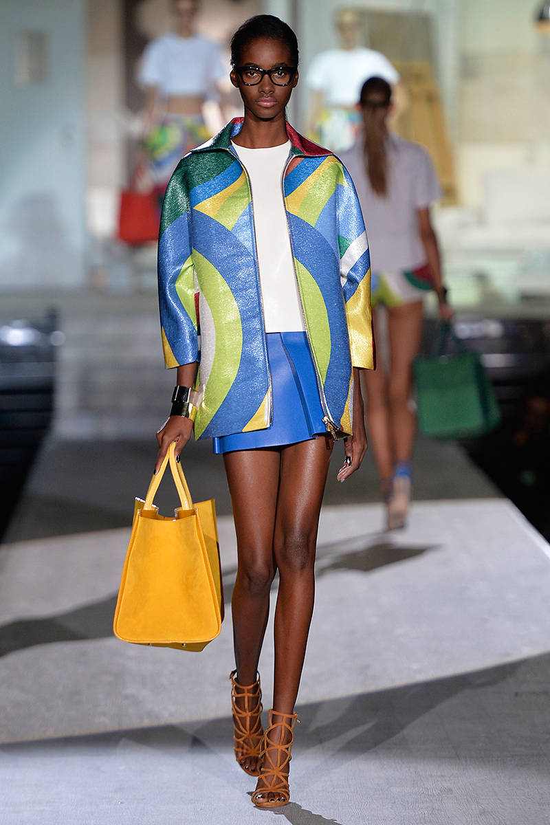 Fashion Trends Spring 2015 Photos