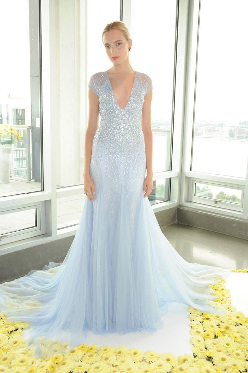 Fall 2015 Wedding Dresses - Best Fall Wedding Gowns At Bridal ...