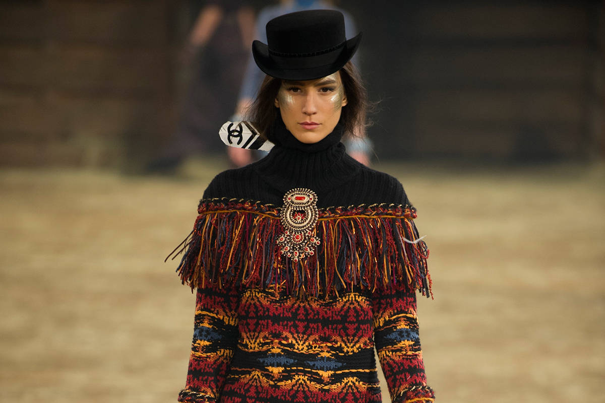 Western Inspired Fashion Fringe Ruffles Western Inspired Fashion Clothes And Accessories