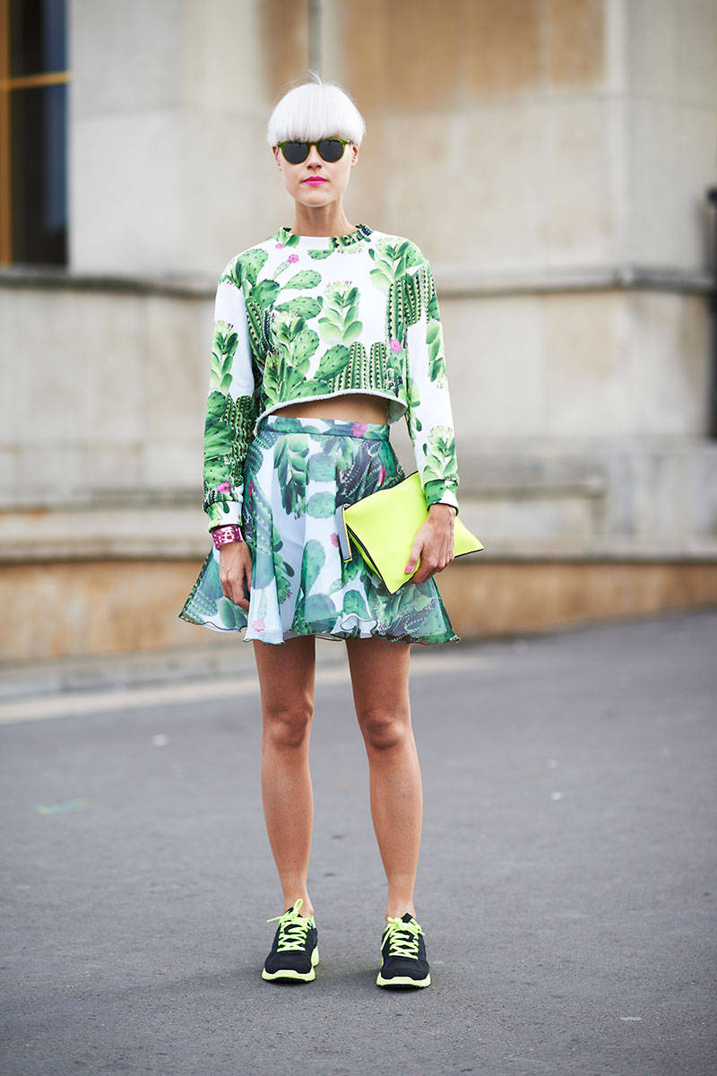 Paris Fashion Week Our Guide To The Biggest Hits Of: Street Style Paris Fashion Week
