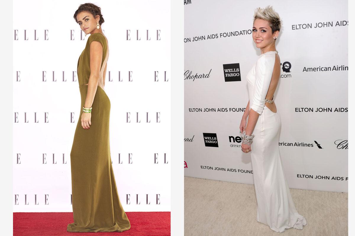 long dress poses like model