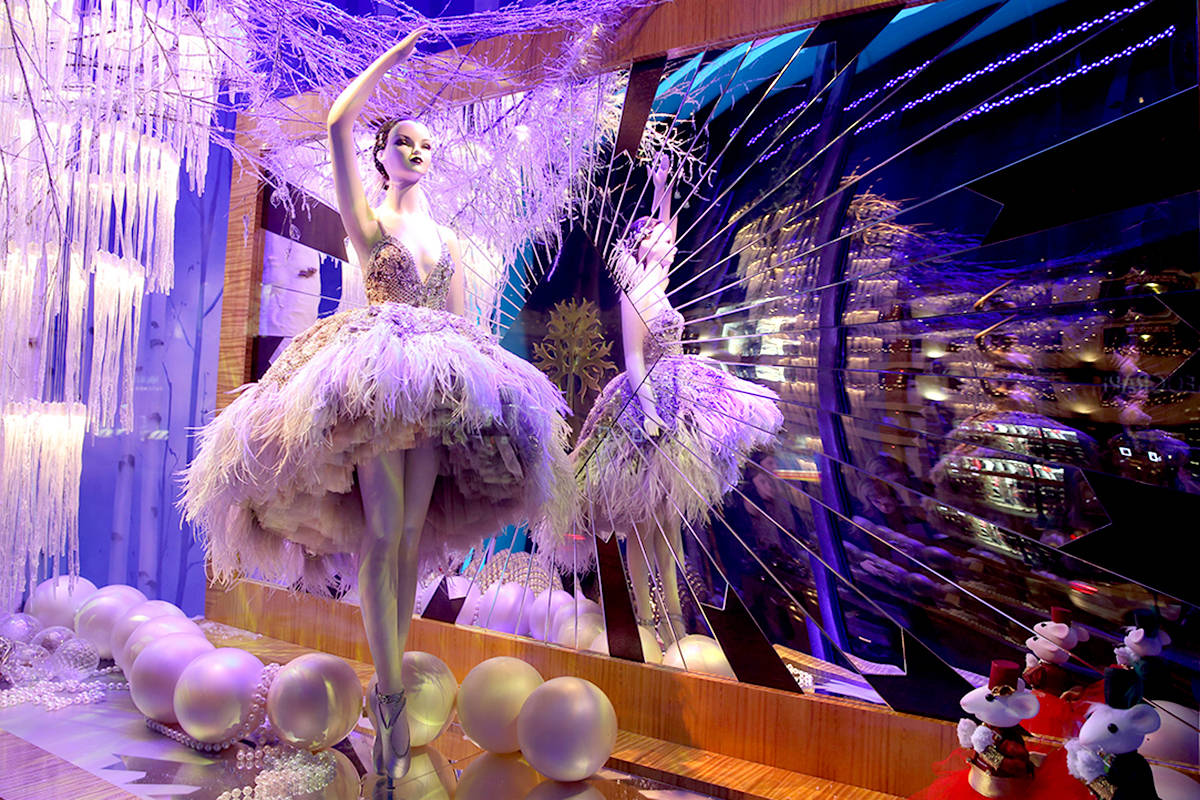Christmas Department Store Windows