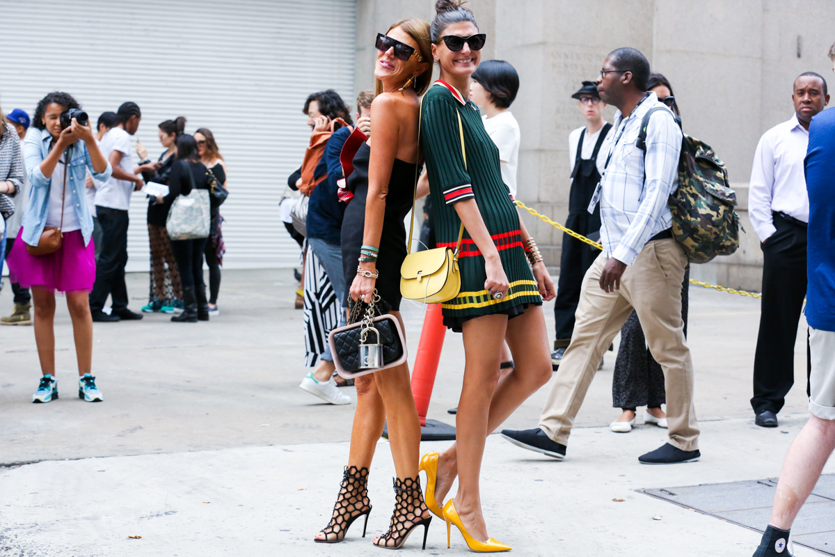 Image result for how is fashion street in new york