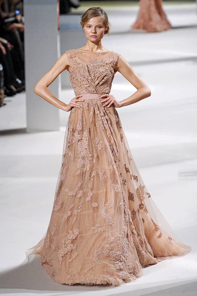 Elie saab spring 2011 couture runway elie saab haute for Haute couture collection
