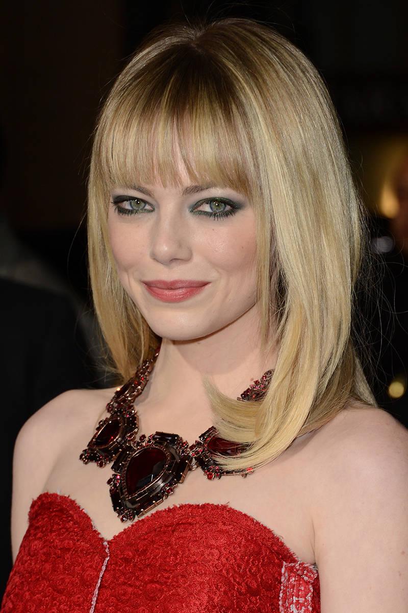 Celebrity fashion makeup styles photos