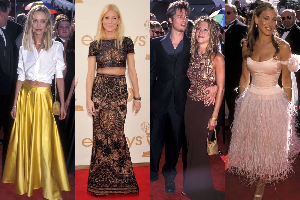 The Best, Worst, and Most Outrageous Emmy Looks of All ...