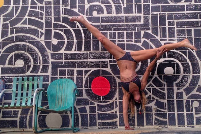 The Best Yogis On Instagram Yoga Inspiration