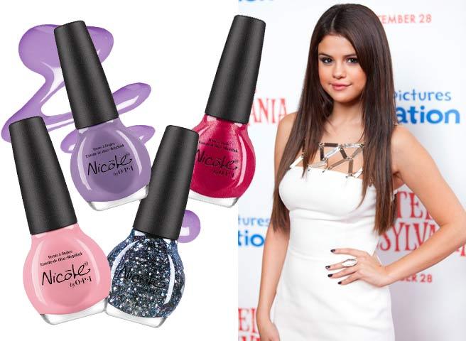 Selena gomez nicole by opi