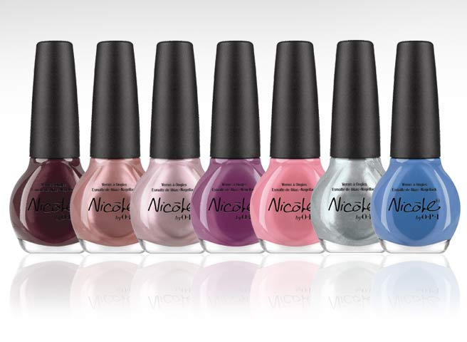 Teen Polish Junkie: Nicole by OPI Launches New Nail Lacquers for 2014