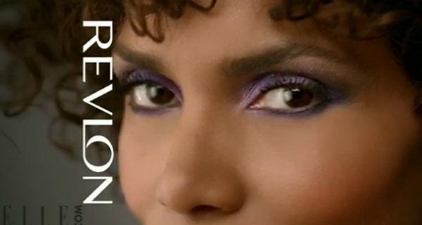 See Halle Berry's Revlon Commercial - Halle Berry for Revlon