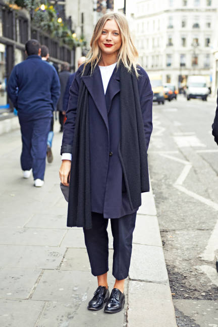 March 14 London Street Style London Street Style Pictures