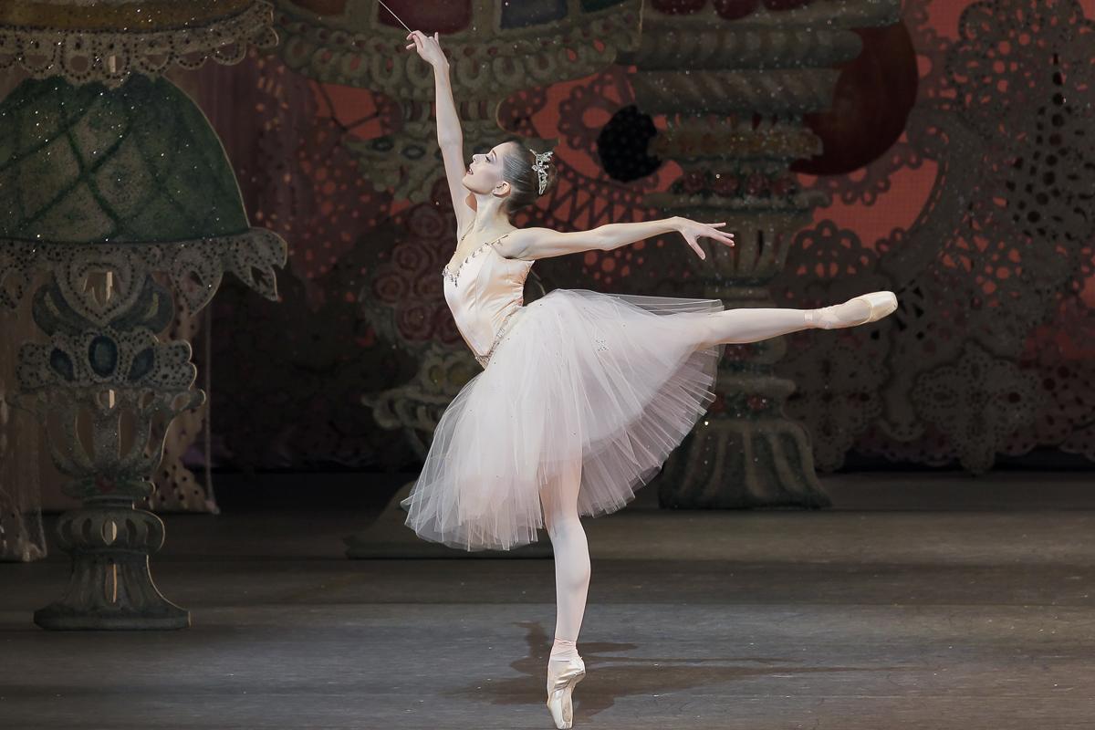 ballerinas dancing nutcracker - photo #4