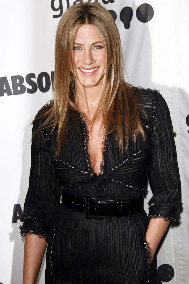 Jennifer Aniston Fashion Style The Image Kid Has It
