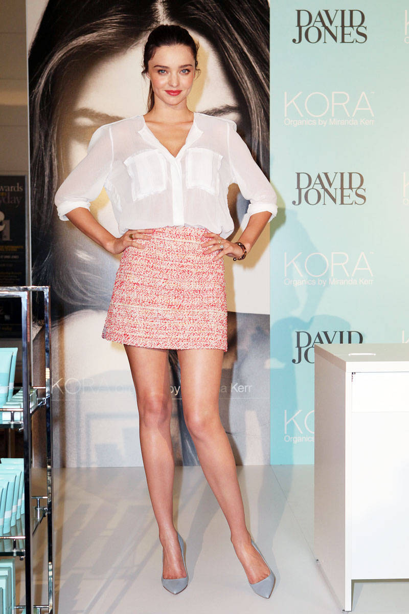 - Miranda Kerr Style - Fashion And Beauty Photos Of Miranda Kerr