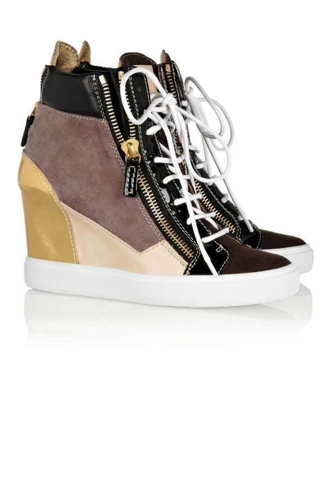 Stylish-and-Fashionable-Wedges-Heels-Sneaker-for-Women - Trend Vogue