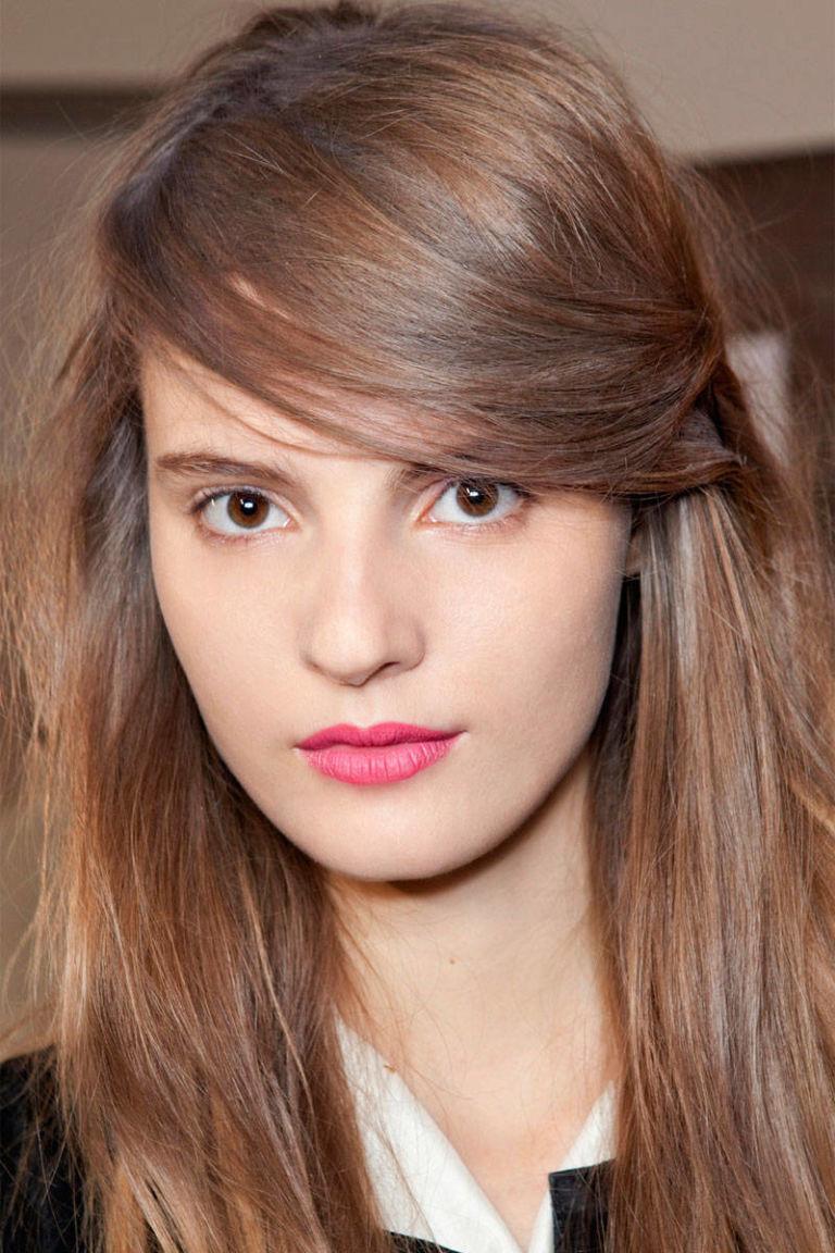 Fuschia Lipstick - How To Wear Fuschia Lips - photo #6