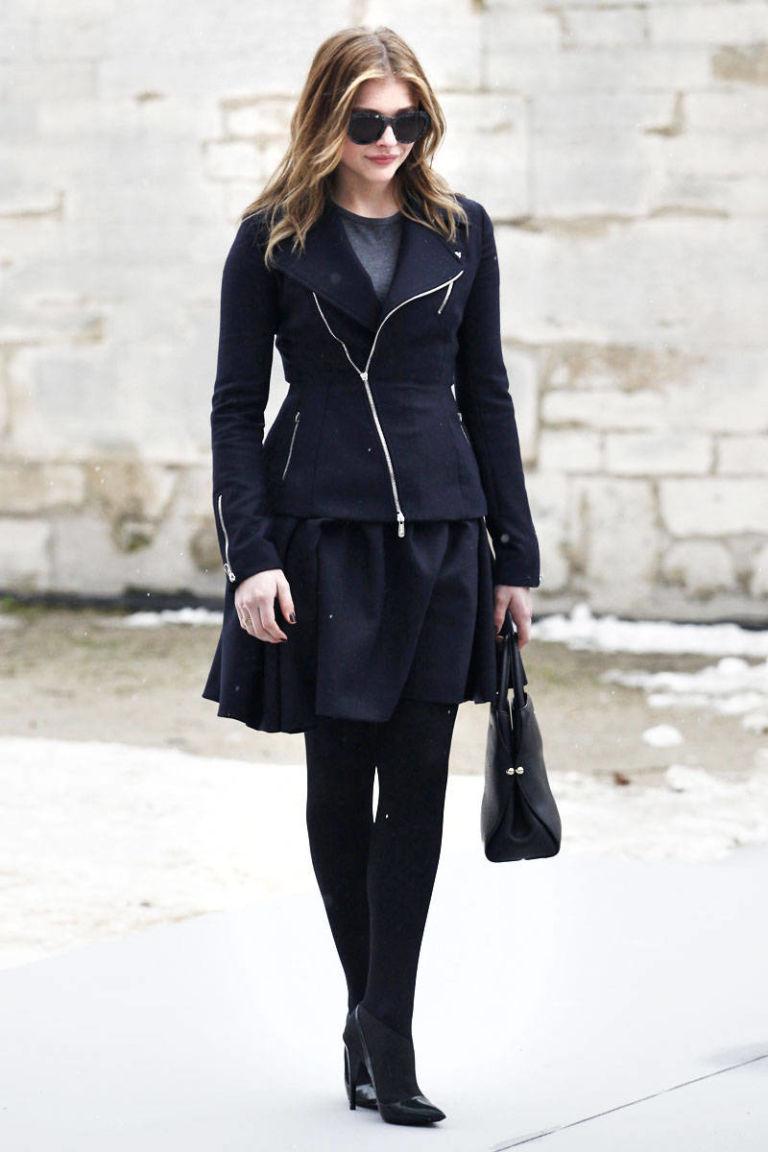 Chloe Moretz Style Fashion Pictures Of Chloe Moretz