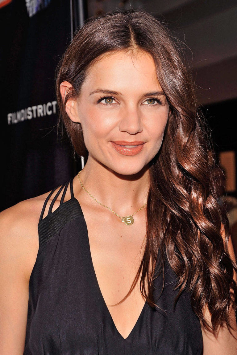Katie Holmes Hair and ...